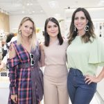 Lorena Campelo, Lari Duarte e Juliana Heide