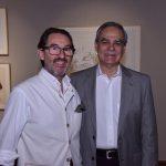 Marc Pottier e Max Perlingeiro