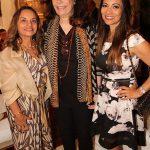 Maria Araújo, Anna Maria Tornaghi e Marcia Romão