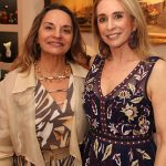 Maria Araújo e Eliana Benchimol .