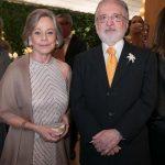 Maria Izabel e Roberto Abdnur