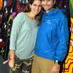 Maria Pia Bastos Tigre e Alex Buchheim