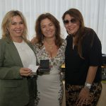 Mercedes Herrera, Marta Isaksen e Ana Lucia Santana