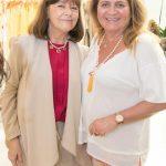 Monica Barreto e Renata Fraga