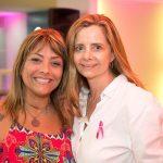 Patricia Bulle e Priscila Bentes