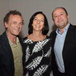 Paulo Branquinho, Maria Lúcia Bugarin e Ednor Medeiros