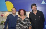 Biblioteca Estação Leitura recebe lançamento carioca do livro 'Viagem ao Brasil'