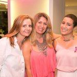Priscila Bentes, Adriane Cordeiro e Fernanda Muniz