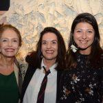 Sílvia Lustosa, Marilou Winigrad e Bia Sampaio