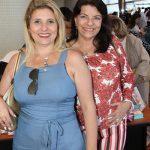Tayana Ruiz e Rose May Addario