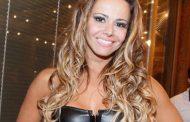 Viviane Araújo já se prepara para o Carnaval