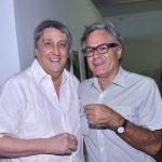 Waltercio Caldas e Paulo Venâncio Filho