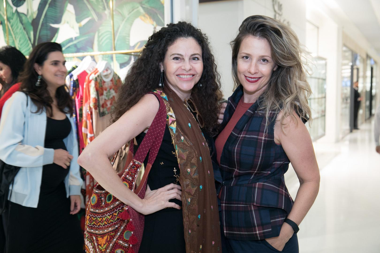Shopping Leblon faz evento de lançamento da edição de novembro da revista Vogue