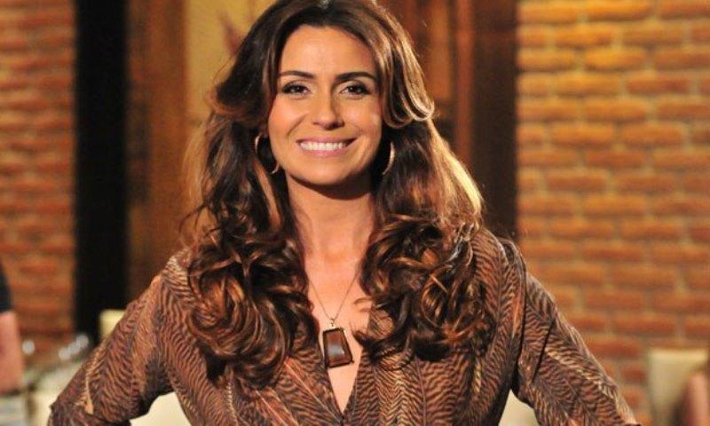 Giovanna Antonelli escreve livro em temporada lusitana