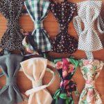 Vintax - gravatas com retalhos de tecidos