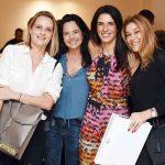 Andrea Varella Maria Cristina Pardiellas Vanessa Borges e Flavia Borges