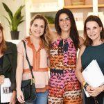 Bebel Sampaio Ana Cecilia Vanessa Borges e Patricia Mayer