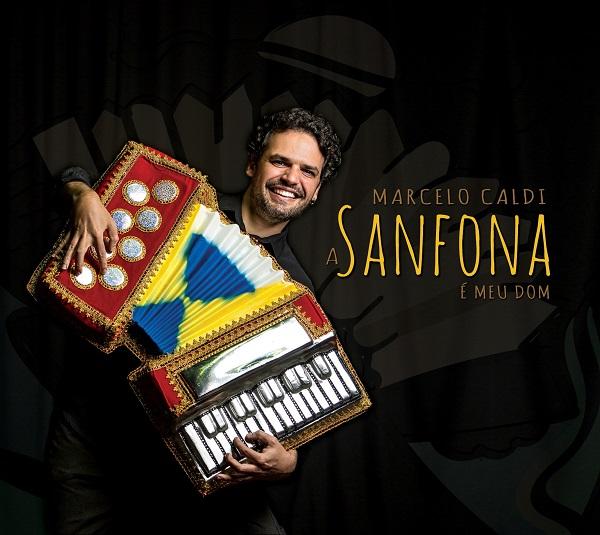 Marcelo Caldi apresenta CD de inéditas