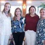 Angela Alhante, Constança Castello Branco, Adelina Bittencourt e Sandra Musacchio