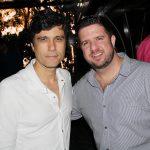 Bernardo Amaral e Alvinho Moreira da Camélia
