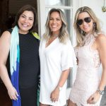 Claudia Cury, Bia Bottini e Adriana Monteiro
