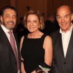 Claudio Pereira, Marcia Peltier e Paulo Fraga