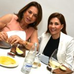 Yvonne Bezerra de Melo e Fatima Tostes