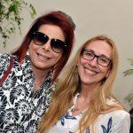 Heloísa Medeiros e Sandra Direito