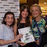 Glorinha Antunes Maciel Mussnich, Luiza Mussnich e Nina Ruger