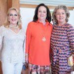 Isis Penido, Beth Serpa e Margareth Padilha