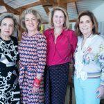 Maria Celia Moraes, Margareth Padilha, Gloria Severiano Ribeiro e Ruth Niskier