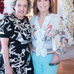 Maria Celia Moraes e Ruth Niskier