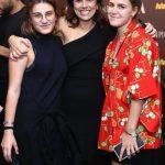 Marina Benzaquem, Monica Souza e Julia Couto
