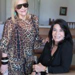 Moema Casares e Teresa Quattrone