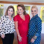 Regina Valle, Renata Fraga e Vera Bengel