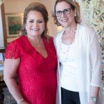 Renata Fraga e Sylvia Jane Crivella
