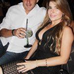 Roberto Rique e Claudia Mello