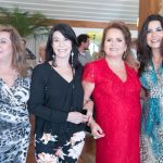 Teresa Macedo, Teresa Quattorne, Renata Fraga e Luciana Franco