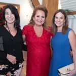 Teresa Quattrone, Renata Fraga e Gabriela Matarazzo