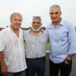 Zico, Regino Barros e Tite