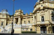 Palácio Guanabara sem decoração de Natal