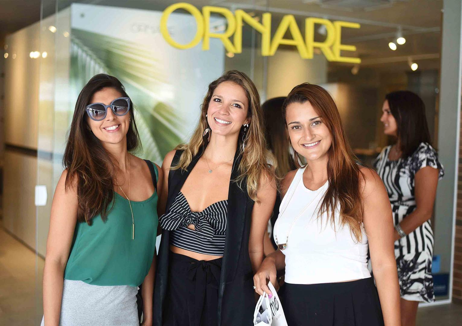 Influenciadora digital Aline Araujo participa de bate-papo na Ornare