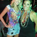 Dandynha Barbosa e Rita Cadillac