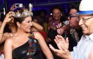 Maria Rita é coroada Musa do Rio Samba & Carnaval 2018