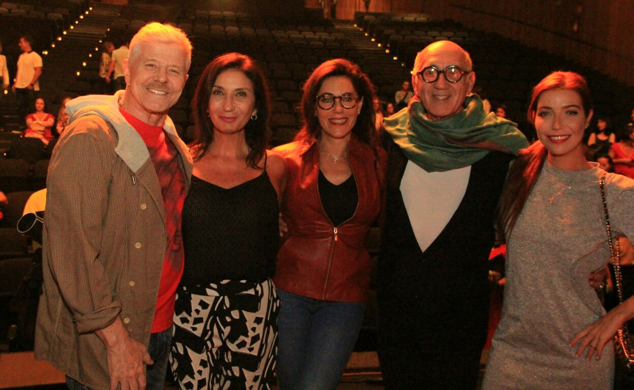"""""""Master Class"""", com Christiane Torloni, dá início à sua turnê nacional"""