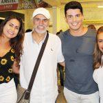 Thais Alves, Helinho Oliveira, Wagner Monte Junior e Simone Oliveira