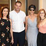 Valeria Fredo, Paulo Meirelles, Alexandra Barcellos e Thaisa Fredo