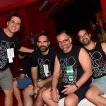 Marcelo Dadoorian, Antonio Souza, Eduardo Machado e Zenio Farias Filho
