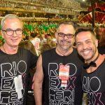 Jorge Delmas,Eduardo Machado e Alexandre Cardim