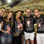 Andre Melo, Juliana Varga, Brígida Neves, Eduardo Machado,Rodrigo Jorge e Alexandre Cardim